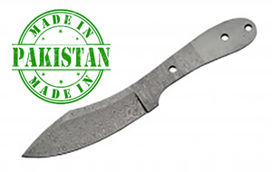 "Economy - 11"" BIG GAME HUNTER DAMASCUS BLADE - WoodWorld of Texas"