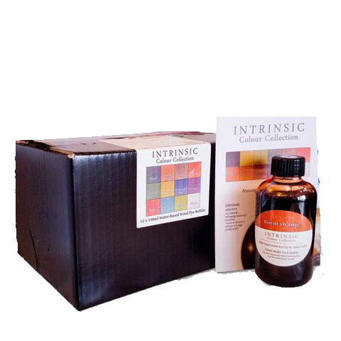 Hampshire Sheen - Intrinsic Color  125 ml Sample Set - 12 Colors - This Kit is only available around Christmas. Per Manufacturer