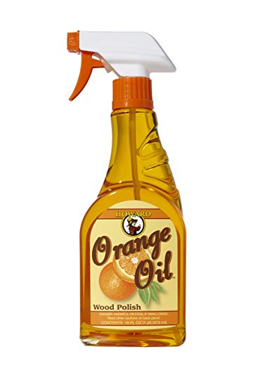 Howard's Orange Oil - 16 oz