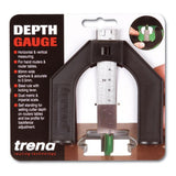 Trend Router Depth Gauge - metric/imperial U*GAUGE/1