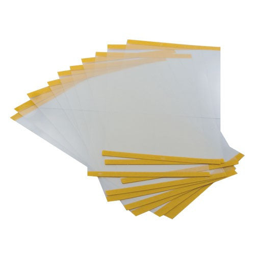 Trend Visor Overlay - clear (10 pack) U*AIR/P/3C