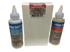 Stick Fast  5 Minute Epoxy