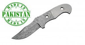 "Economy - 6.5"" DELTA DAMASCUS BLADE - WoodWorld of Texas"