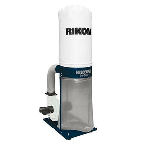 Rikon 2 HP Dust Collector 1250 CFM #60-200