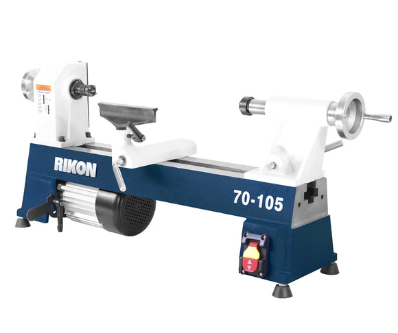 Rikon 10x18 Mini Lathe #70-105 - WoodWorld of Texas