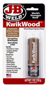 JB Weld KwickWood - WoodWorld of Texas
