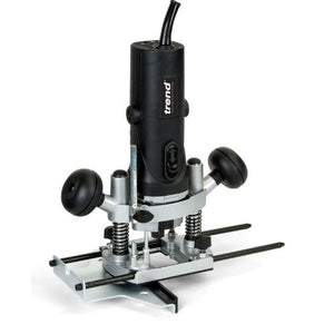 "Trend 1/4"" T4 Trim Router w/ Kitbox - WoodWorld of Texas"