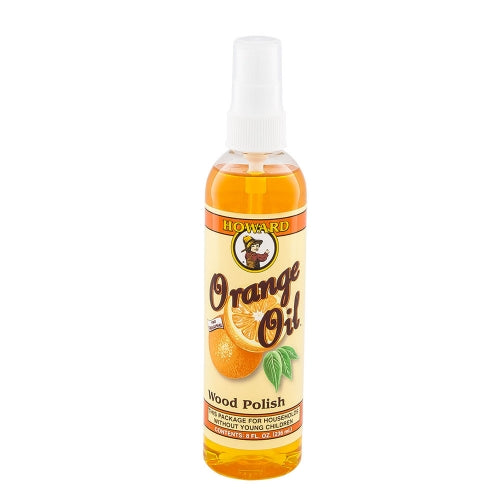 Howard's Orange Oil - 8 oz