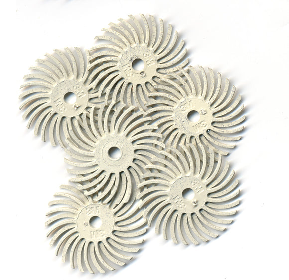 Foredom Scoth-Brite Radial Bristle Discs - 1