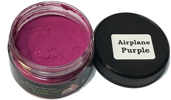 Jimmy Clewes Synthetic Sand - Airplane Purple