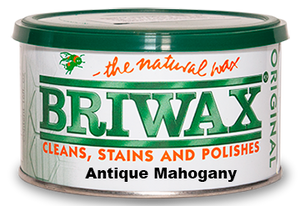 BriWax - Antique Mahogany - 1 lb