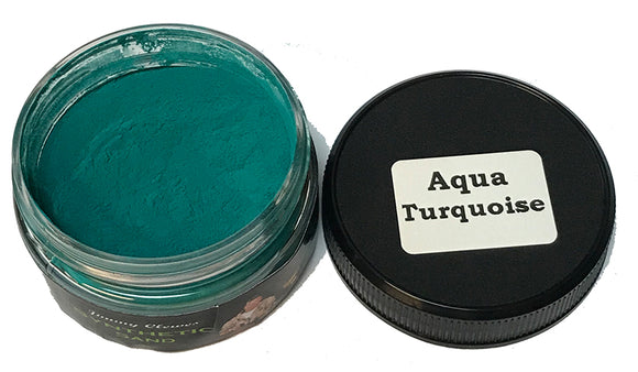 Jimmy Clewes Synthetic Sand - Aqua Turquoise