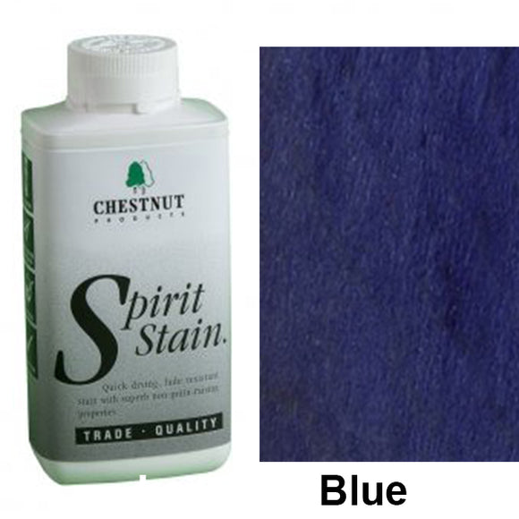 Chestnut Spirit Stains -8 oz. Bottles - Royal Blue