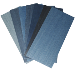 Veneer - Blues Dyed Veneer Variety pack