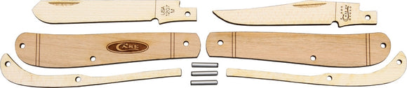 * Case Brand Wooden Knife Kit - Trapper - Gift Tin