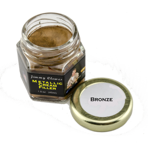 Jimmy Clewes Metallic Cream Filler - Bronze