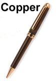 Round Top European Twist Pen