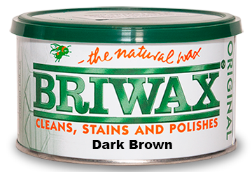 BriWax - Dark Brown - 1 lb