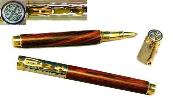 Electra Rollerball Pen Kit - WoodWorld of Texas
