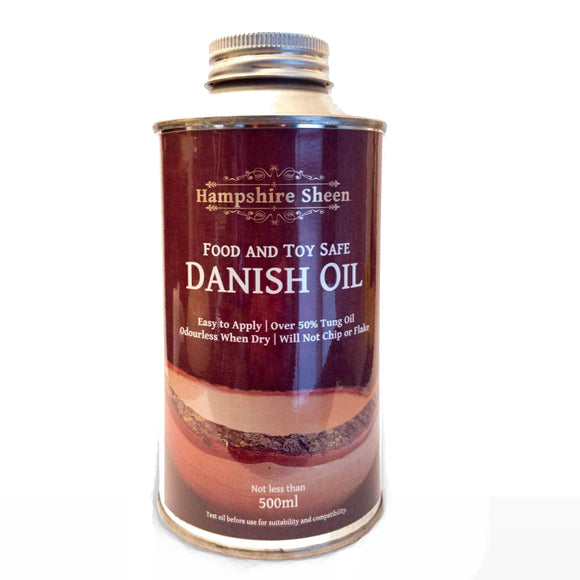 Hampshire Sheen - Danish Oil - Pre Order & Save $$$