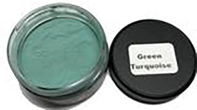Jimmy Clewes Synthetic Sand - Turquoise Green