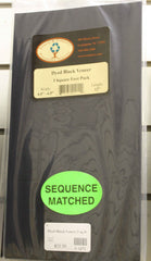Veneer -Black Dyed Veneer pack