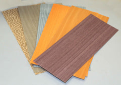 Veneer - Wild Colors Dyed Veneer pack