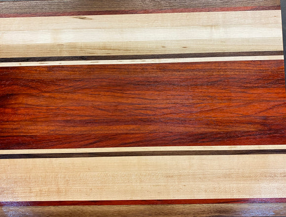 Hands on Cutting Board Class June 26 & 27th 2021