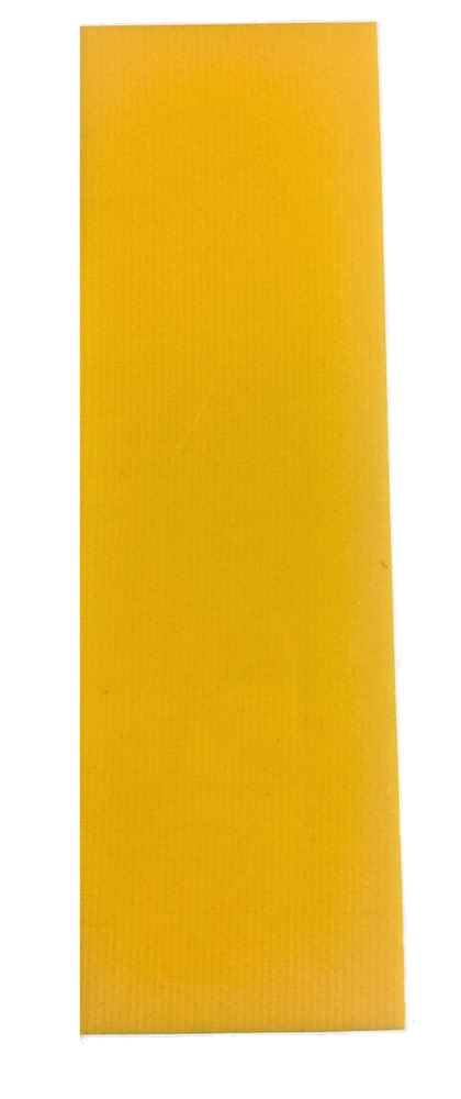 G10 Sheet - Yellow - Pair of 5