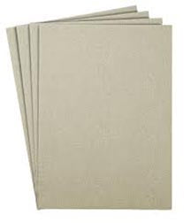 Klingspor 9x11 Sand Paper Sheets 5 Pack 80-2,000 Grit - WoodWorld of Texas