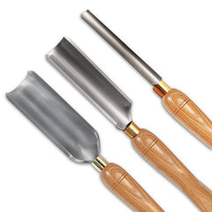 Benjamin's Best Roughing Gouge Set of 3