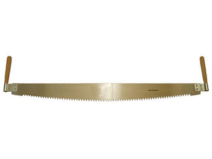 "60"" German Made Two-Man Crosscut Saw -Regular Teeth"