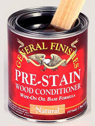 General Finishes Oil Based Pre-Stain Wood Conditioner - WoodWorld of Texas
