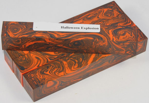 Halloween Explosion  Pen Blank - WoodWorld of Texas