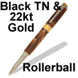 Art Deco Roller Ball Pen Kit - WoodWorld of Texas
