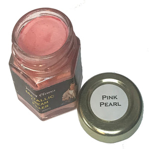 Jimmy Clewes Metallic Cream Filler - Pearl Pink