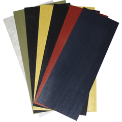 Veneer - Primary Colors Dyed Veneer Variety pack