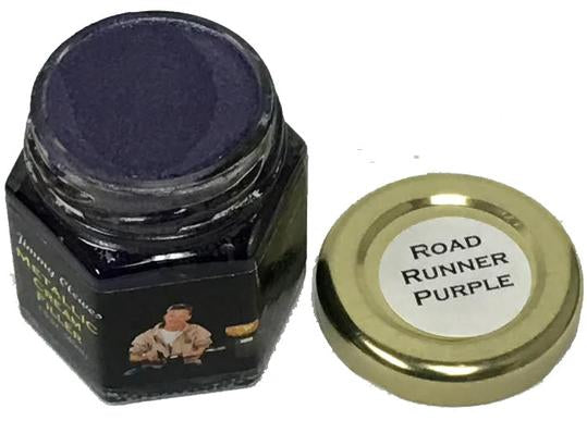 Jimmy Clewes Metallic Cream Filler - Road Runner Purple