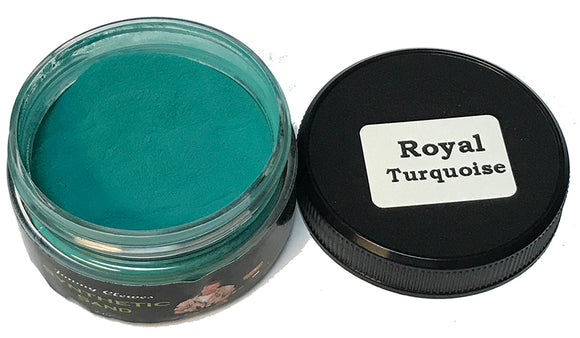Jimmy Clewes Synthetic Sand - Turquoise Royal