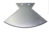 ULU Blade Blank Tab Style Stainless - Small