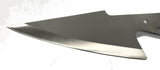 Rockin Chef Knife Blank - Ugly Blade Knife Works Patented Chef Knife