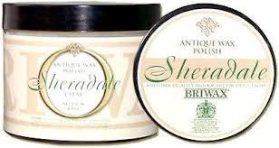 BriWax Sherdale Wax Natural & Colors - WoodWorld of Texas