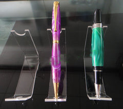 Acrylic Pen Display - Holds 1 Pen