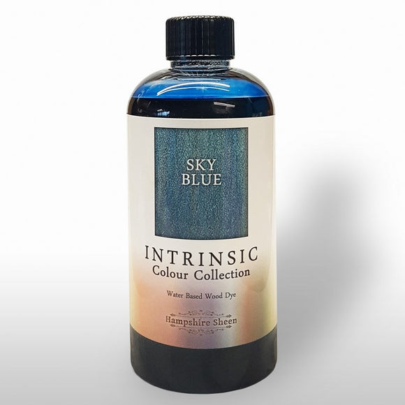 Hampshire Sheen - Intrinsic Color  250ml - Sky Blue