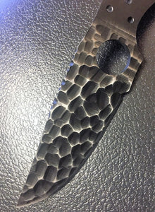 'T3' Textured Pattern CNC Knife Blank