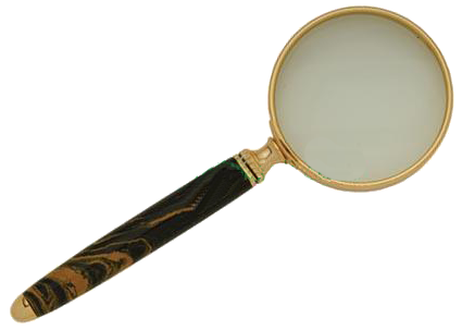 Roundtop Euro / Traditional Magnifier