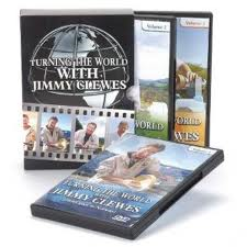 Jimmy Clewes DVD - Turning the World with Jimmy Clewes 3DVD Set