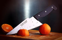 Ugly Blade Knife Works Patented Chef Knife
