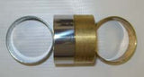 Aluminum Barrel Bands - Game Call Parts - WoodWorld of Texas