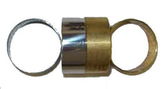 Brass Barrel Bands - Game Call Parts